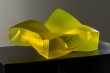 glass art Yellow Torso