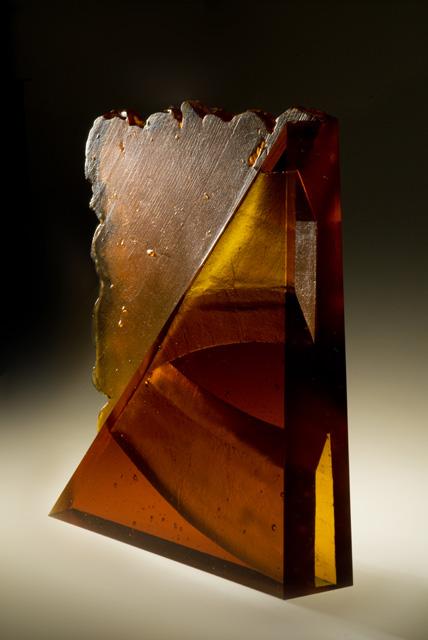 glass art Little Ikaros 2007