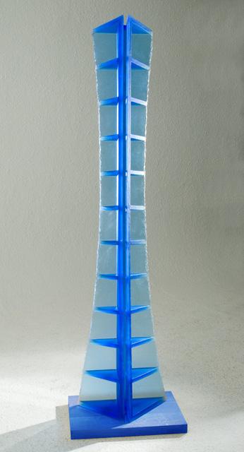 glass art Stele 2005-2006